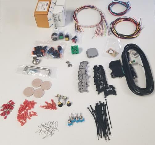 PLC Trainer Kit Accessories