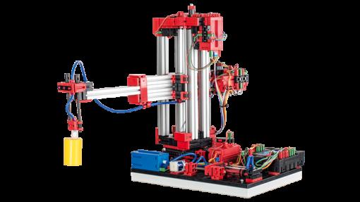 vacuum gripper robot